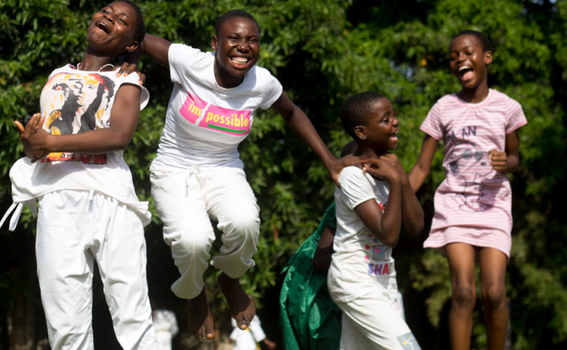 OVIE BRUME ANNUAL GLOBAL PEACE GAMES FOR CHILDREN AND YOUTH